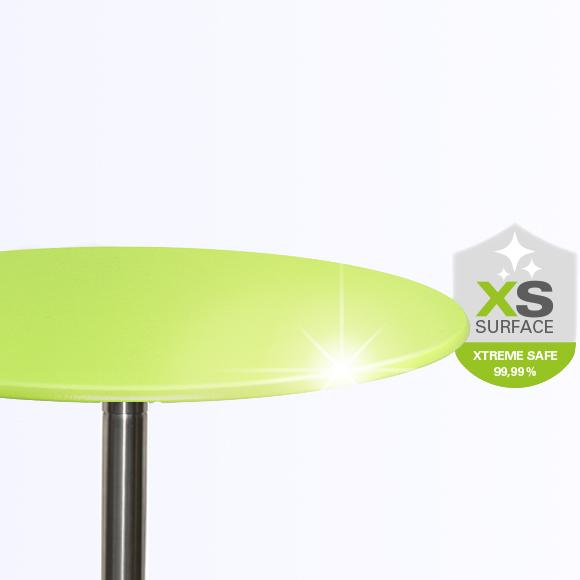 XS Oberfläche