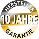 10 Jahre Garantie auf Stehtisch Untergestell