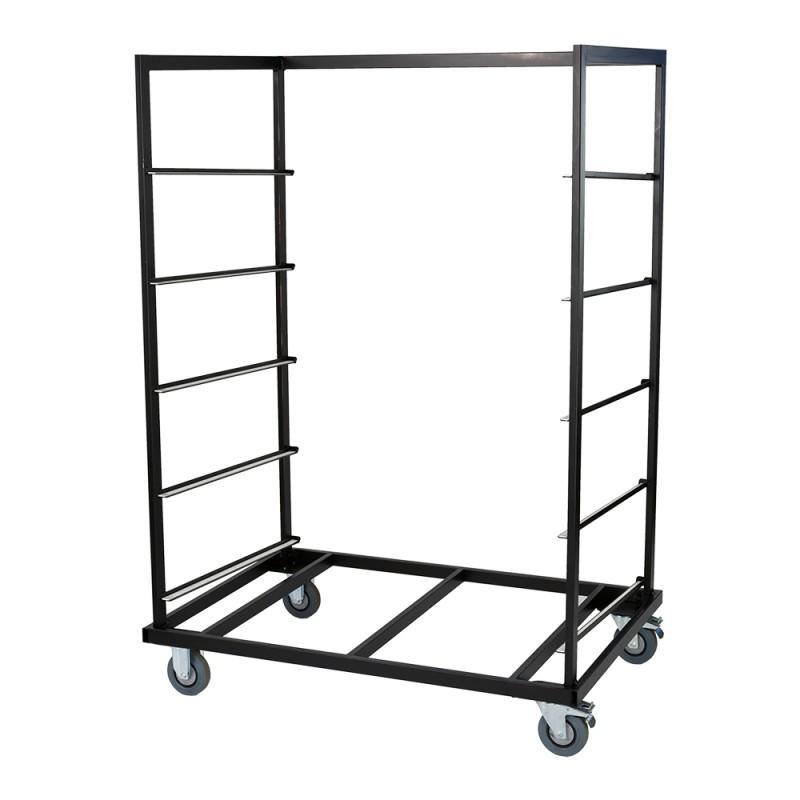 Transportgestell, Rollbehälter für Stehtische