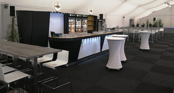 Gastronomiebereich Warsteiner Brauerei